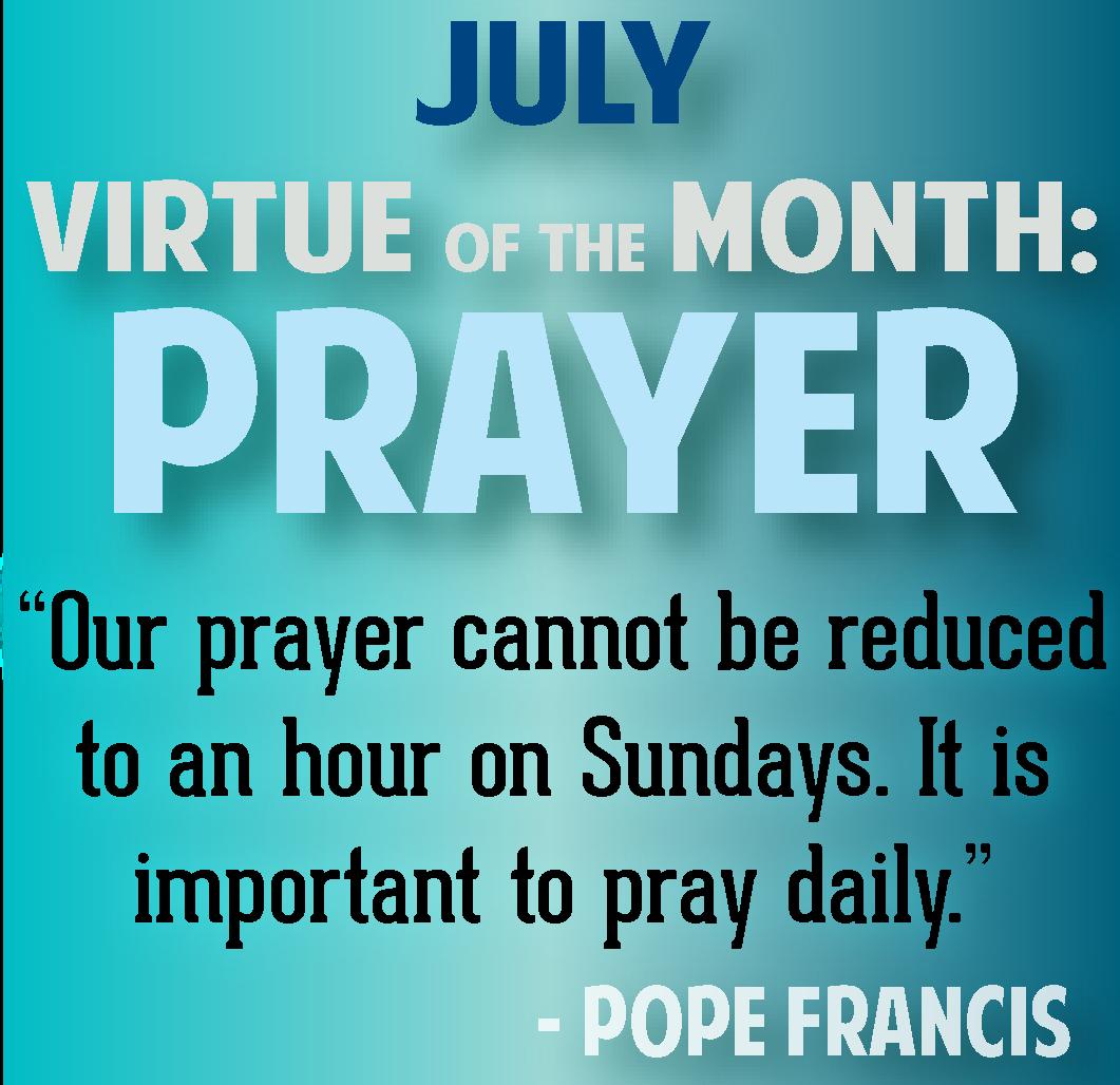Prayer Virtue