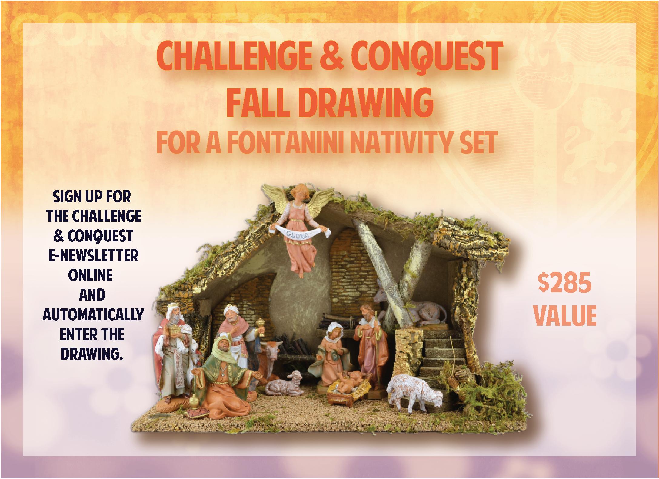Nativity Raffle Websites