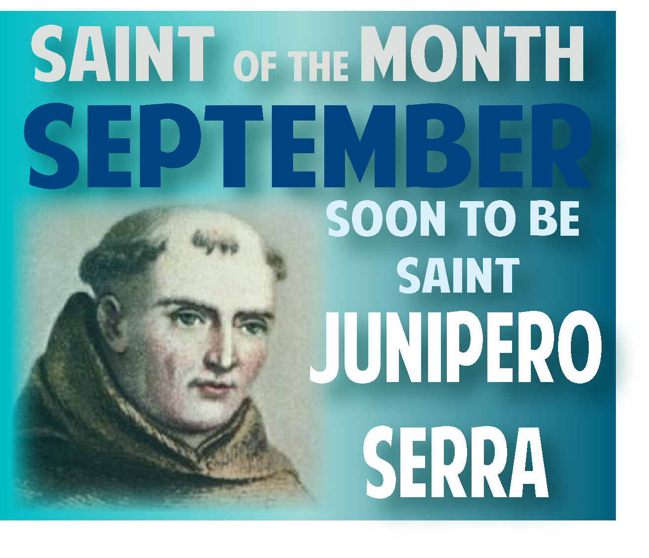 Saint of MonthSept