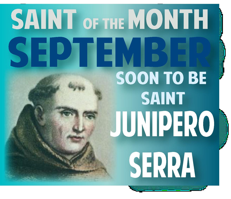 Saint of MonthSept