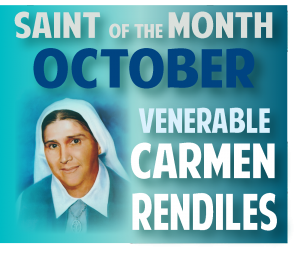 Saint of Month Oct CH