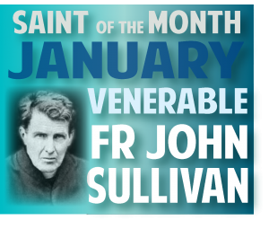 Saint of MonthJan