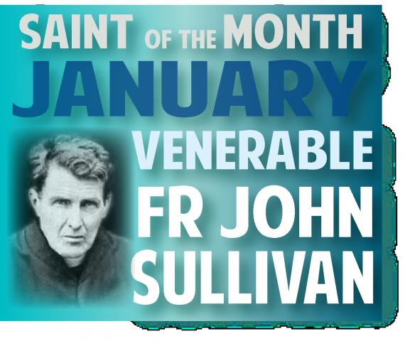 Saint of MonthJan