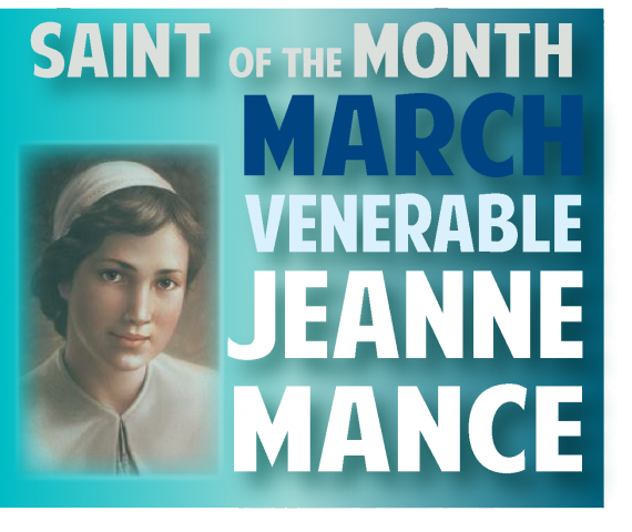 Saint of MonthMarch