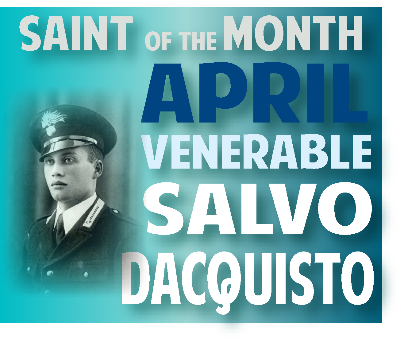 Saint of MonthSalvo