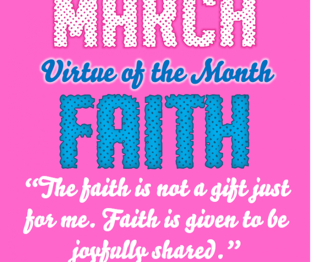 march virtue